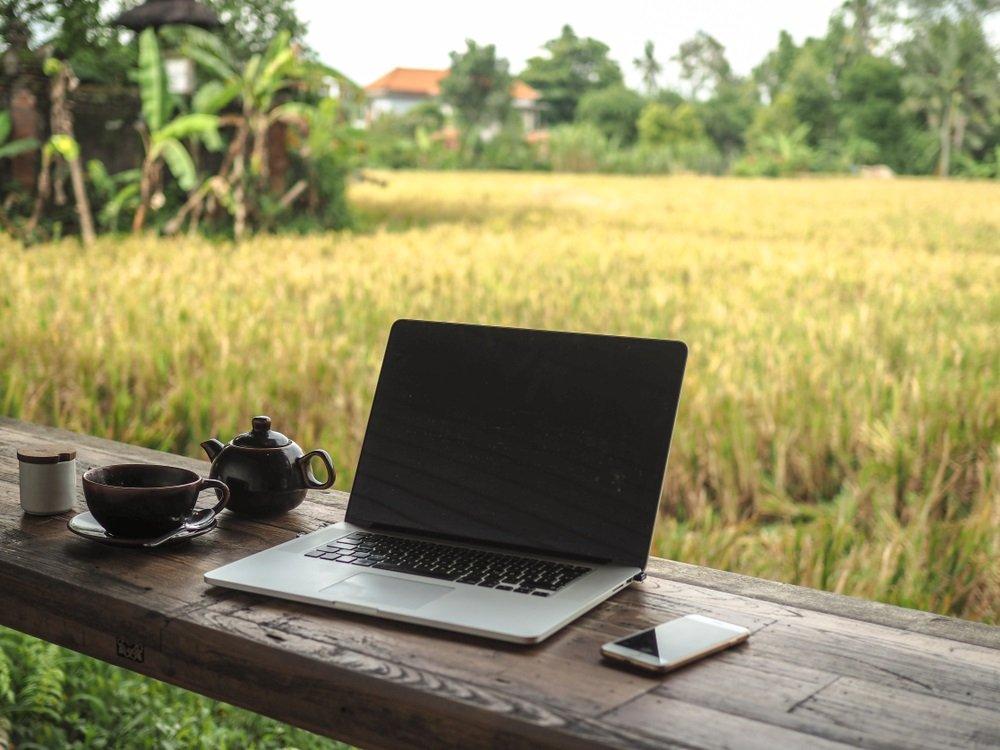 Werken als een digital nomad