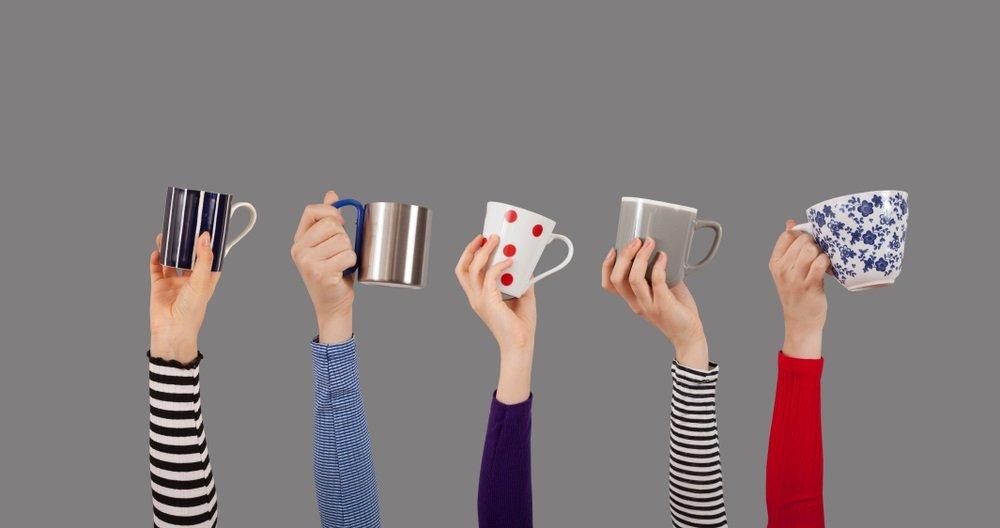 Bedrukken koffiemok