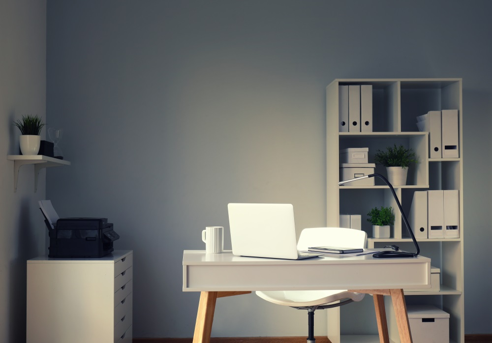 Zorg voor een fijne thuiswerkplek