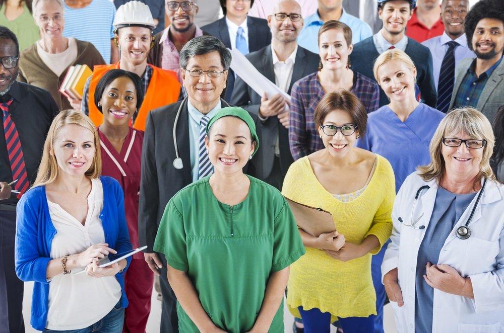 Populaire banen met hulpverlenend karakter