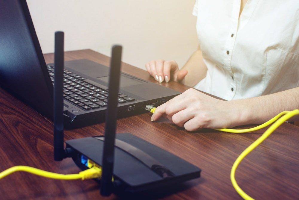 Wifi thuiskantoor